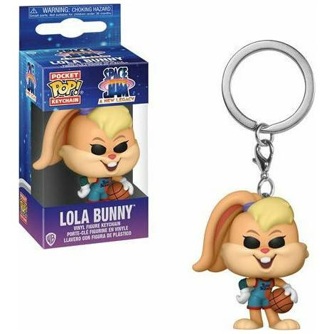 Funko Pocket POP! Movies : Space Jam - Lola Bunny Vinyl Figure Keychain