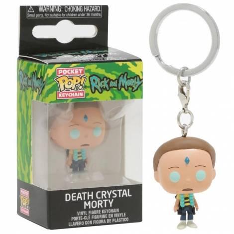 Funko Pocket POP! Rick & Morty - Death Crystal Morty Keychain