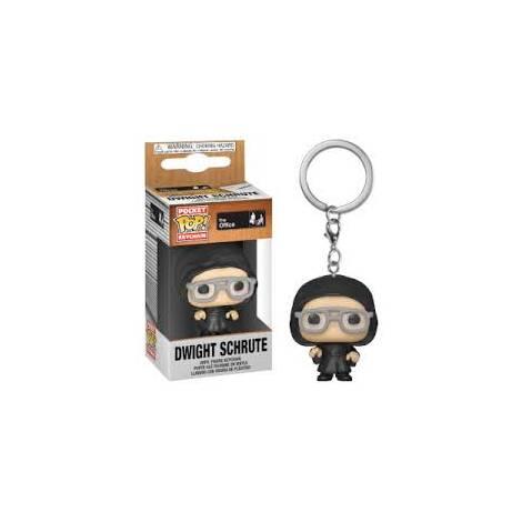 Funko Pocket POP! The Office - Dwight as Dark Lord Vinyl Figure Keychain