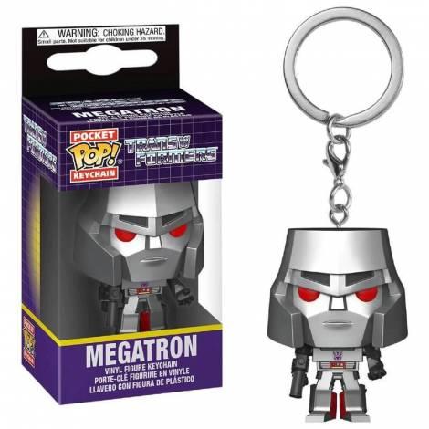 Funko Pocket POP! Transformers - Megatron Vinyl Figure Keychain