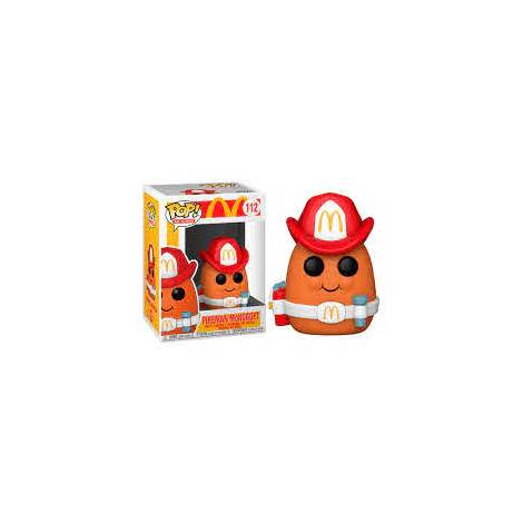 Funko POP! Ad Icons: McDonalds- Fireman Nugget #112 Vinyl Figure