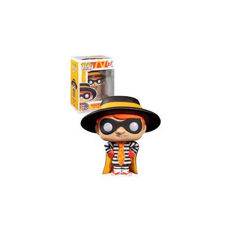 Funko POP! Ad Icons: McDonald's - Hamburglar #87 Vinyl Figure