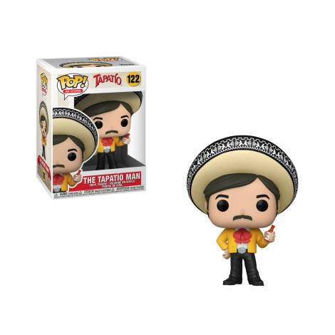 Funko POP! Ad Icons: Tapatio - Tapatio Man #122 Vinyl Figure