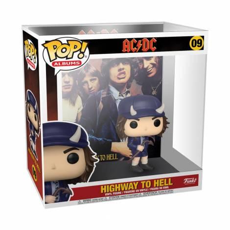 Funko POP! Albums: AC/DC - Highway to Hell #09 Vinyl Figure