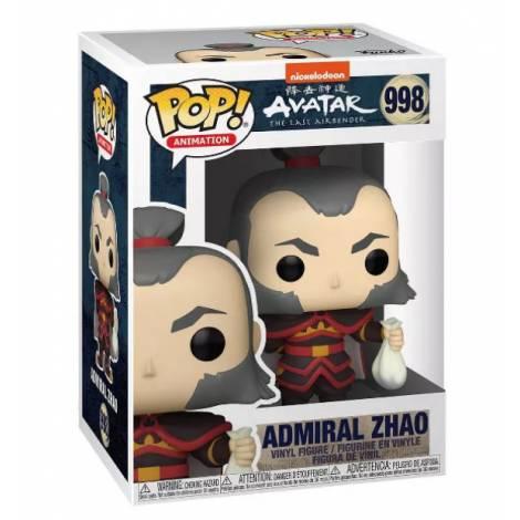 Funko POP Animation: Avatar- Admiral Zhao #998 Vinyl Figure