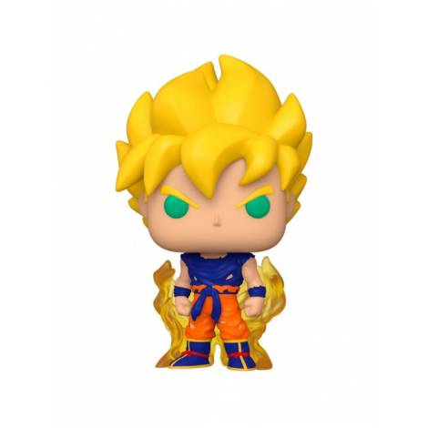 Funko POP! Animation: Dragonball Z S8 - SS Goku (First Appearance) # Vinyl Figure