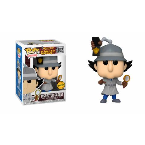 Funko POP! Animation: IG - Inspector Gadget w/Chase #892 Vinyl Figure