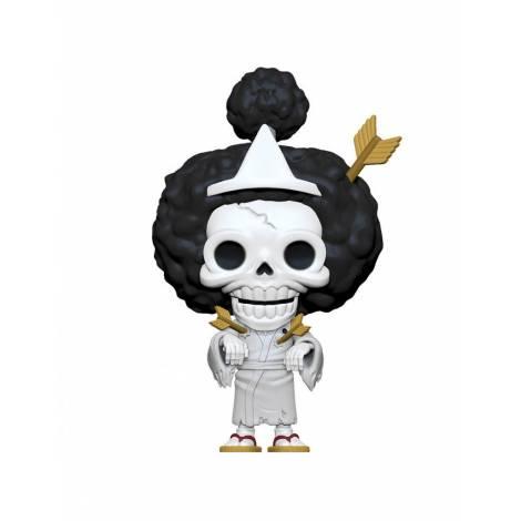 Funko POP! Animation: One Piece- Brook # Vinyl Figure