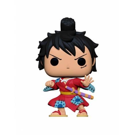 Funko POP! Animation: One Piece- Luffy in Kimono # Vinyl Figure