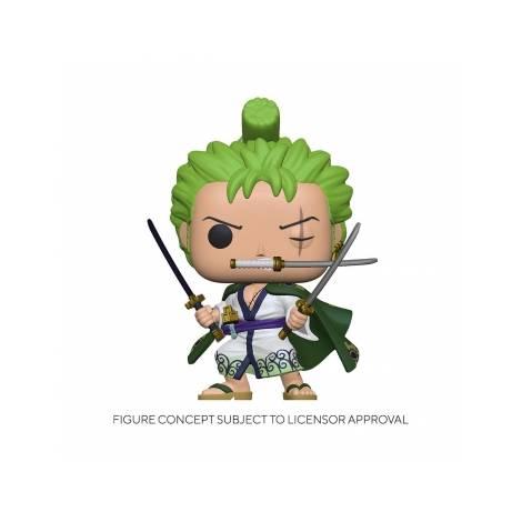 Funko POP! Animation: One Piece- Roronoa Zoro # Vinyl Figure