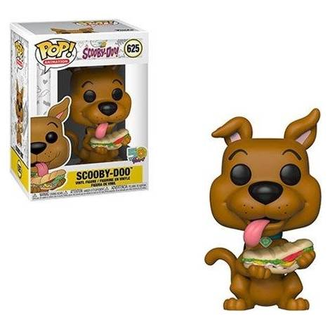 Funko Pop! Animation: Scooby Doo With Sandwich #625 Vinyl Figure