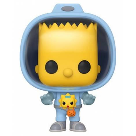 Funko POP! Animation: Simpsons- Bart with Chestburster Maggie # Vinyl Figure