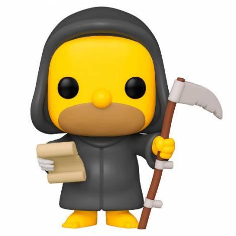 Funko POP! Animation: Simpsons- Reaper Homer # Vinyl Figure
