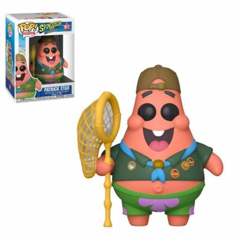 Funko POP! Animation: Sponge Bob - Patrick in Camping Gear #917 Vinyl Figure