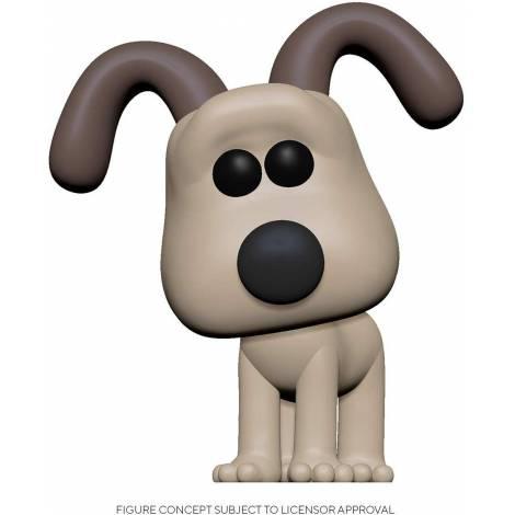 Funko POP! Animation: Wallace & Gromit - Gromit # Vinyl Figure
