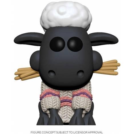 Funko POP! Animation: Wallace & Gromit - Shaun the Sheep # Vinyl Figure