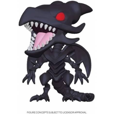 Funko POP! Animation: Yu-Gi-Oh- Red-Eyes Black Dragon (46925)