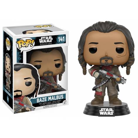 Funko POP! Bobble Baze Malbus #141 (Star Wars: Rogue One)