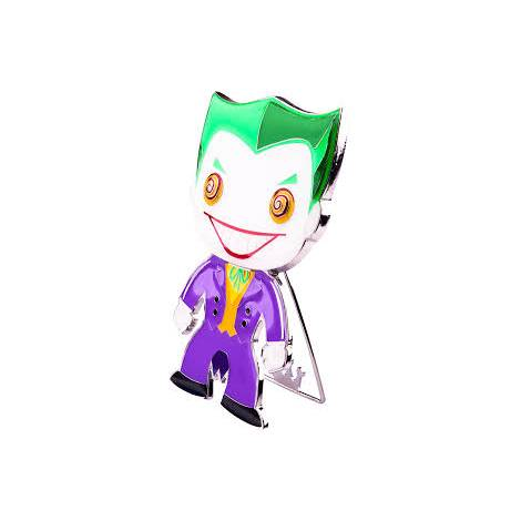 Funko POP! Dc Super Heroes : Joker #03 Large Enamel Pin (DCCPP0003)