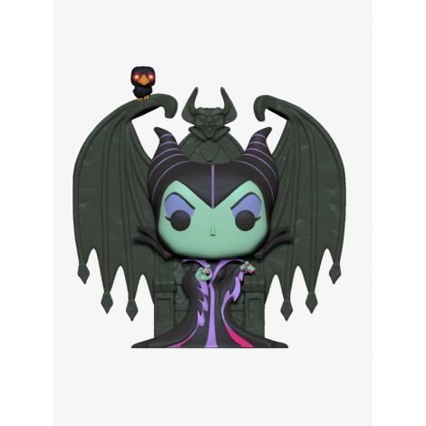 Funko POP! Deluxe: Villains- Maleficent on Throne # Vinyl Figure