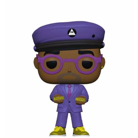 Funko POP Directors: Spike Lee (Purple Suit) Vinyl Figure