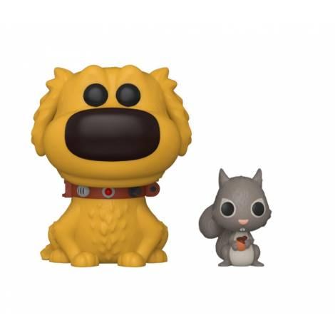 Funko POP! & Buddy Disney: Dug & Squirrel - Dug Days Vinyl Figure #1092 (57384)