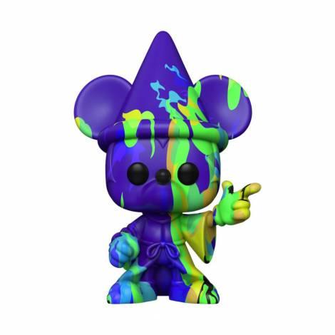 Funko POP! Disney: Fantasia 80th - Mickey (ArtstSrs) #15 Vinyl Figure