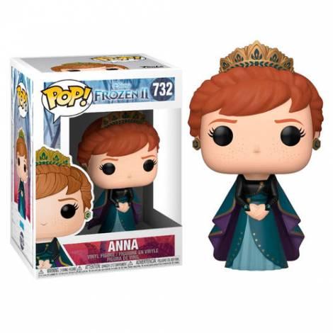 Funko POP! Disney: Frozen 2 - Anna (Epilogue) #732 Vinyl Figure