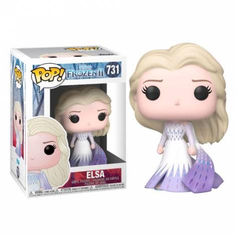 Funko POP! Disney: Frozen 2 - Elsa (Epilogue) #731 Vinyl Figure