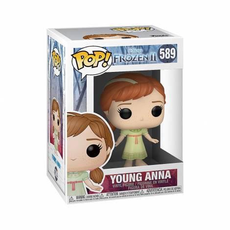 Funko POP! Disney: Frozen II - Young Anna # Vinyl Figure