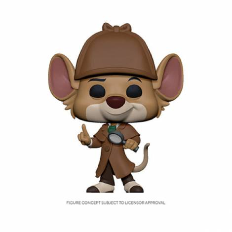 Funko POP! Disney: Great Mouse Detective - Basil  # Vinyl Figure