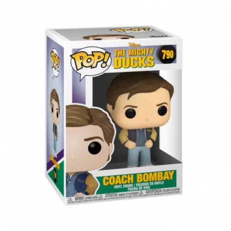 Funko POP! Disney: Mighty Ducks - Coach Bombay #790 Vinyl Figure