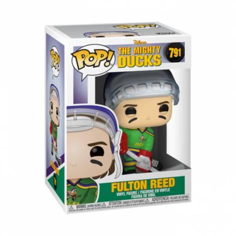 Funko POP! Disney: Mighty Ducks - Fulton Reed #791 Vinyl Figure