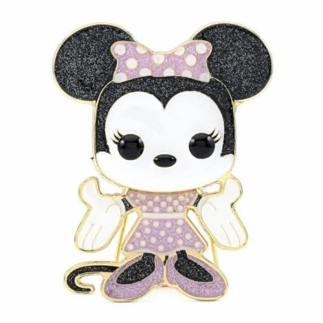Funko POP! Disney - Minnie Mouse #02 Large Enamel Pin (WDPP0007)