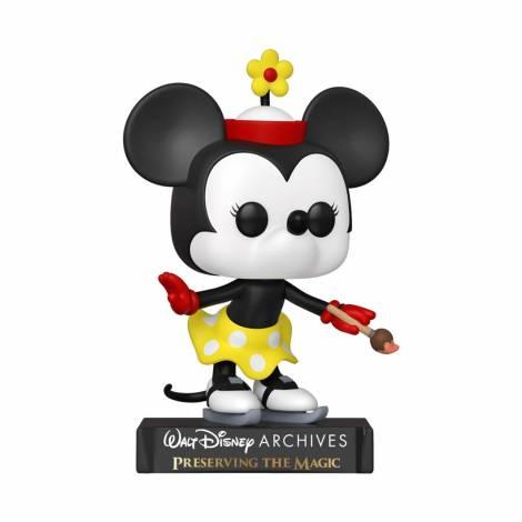 Funko POP! Disney: Minnie Mouse - Minnie on Ice (1935) # Vinyl Figure