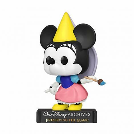 Funko POP! Disney: Minnie Mouse - Princess Minnie (1938) # Vinyl Figure
