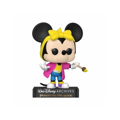 Funko POP! Disney: Minnie Mouse - Totally Minnie (1988) # Vinyl Figure
