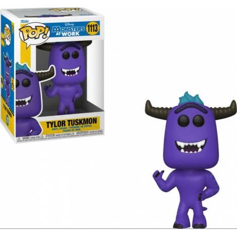 Funko POP! Disney: Monsters at Work - Tylor Tuskmon #1113 Vinyl Figure (57381)