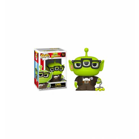 Funko POP! Disney: Pixar- Alien as Carl #751 Vinyl Figure
