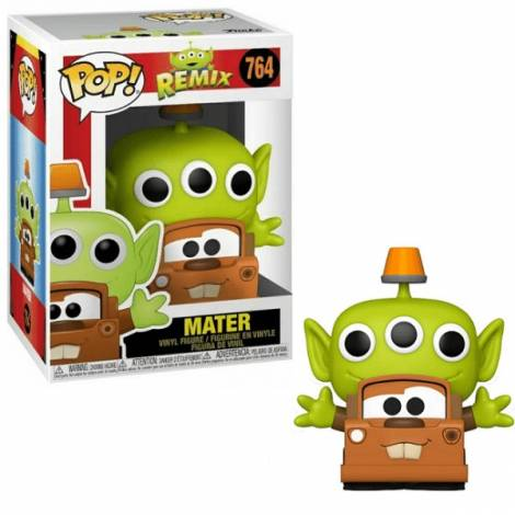 Funko POP! Disney: Pixar- Alien as Mater #764 Vinyl Figure
