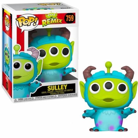 Funko POP! Disney: Pixar- Alien as Sulley #759 Vinyl Figure