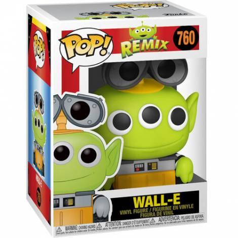 Funko POP! Disney: Pixar- Alien as Wall-E #760 Vinyl Figure