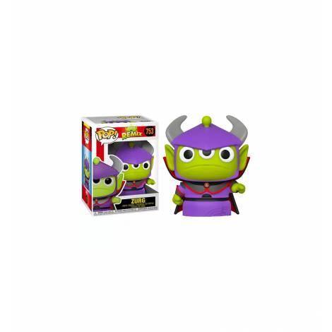 Funko POP! Disney: Pixar- Alien as Zurg #753  Vinyl Figure