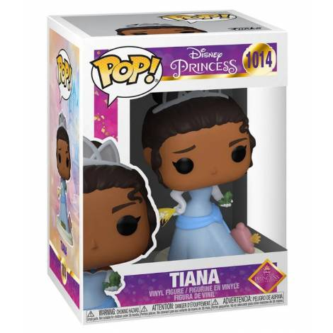 Funko POP! Disney: Ultimate Princess - Tiana #1014 Vinyl Figure