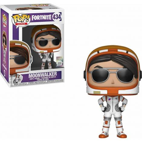 FUNKO POP! Fortnite Moonwalker #434 Vinyl Figure