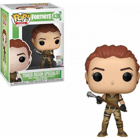 FUNKO POP! Fortnite Tower Recon Specialist #439 Vinyl Figure