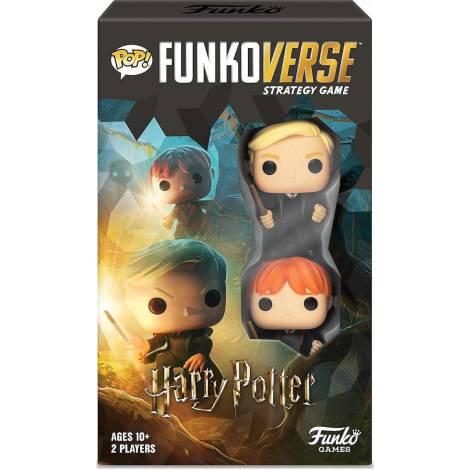 Funko Pop! Funkoverse: Harry Potter - Expandalone (Επιτραπέζιο Παιχνίδι στα Αγγλικά με 2 Φιγούρες)