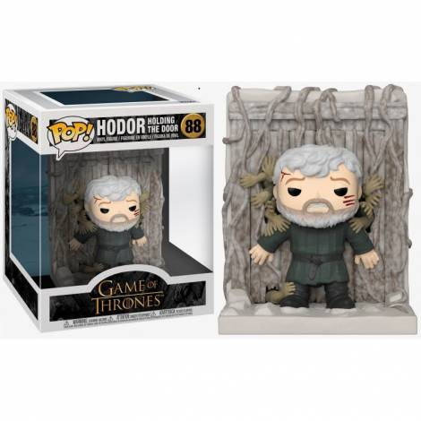 Funko POP! Game of Thrones - Hodor Holding the Door #88 Deluxe Vinyl Figure
