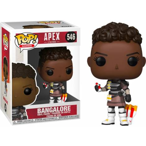 Funko POP! Games: Apex Legends - Bangalore #546 Vinyl Figure