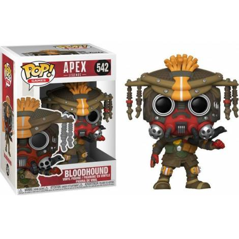 Funko POP! Games: Apex Legends - Bloodhound #542 Vinyl Figure